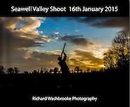 Seawell Valley Shoot  16th January 2015