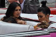 Exclusive<br /> Kim and Kourtney Kardashian in Havana, Cuba<br /> ©Exclusivepix Media