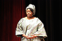The AMerican Chamber Opera Company performed Madame Butterfly Saturday, January 19th, 2013 at the University of Chicago's International House.