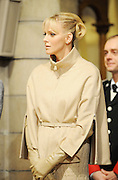 19.NOVEMBER.2011. MONACO<br /> <br /> PRINCESS CHARLENE OF MONACO AT MONACO CATHEDRAL FOR THE NATIONAL DAY OF MONACO.<br /> <br /> BYLINE: EDBIMAGEARCHIVE.COM<br /> <br /> *THIS IMAGE IS STRICTLY FOR UK NEWSPAPERS AND MAGAZINES ONLY*<br /> *FOR WORLD WIDE SALES AND WEB USE PLEASE CONTACT EDBIMAGEARCHIVE - 0208 954 5968*