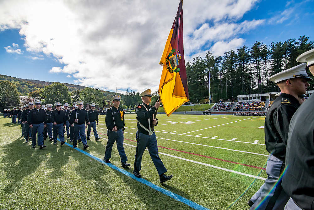 Photos from the Alumni Parade during the 2015 Homecoming celebration.