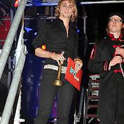 NLD/Amsterdam/20080426 - Uitreiking 3FM Awards 2008, Ramana