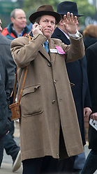 Tom Parker Bowles son of Camilla Duchess of Cornwall at the Cheltenham Festival Ladies Day. Cheltenham Racecourse, Cheltenham, United Kingdom. Wednesday, 12th March 2014. Picture by i-Images