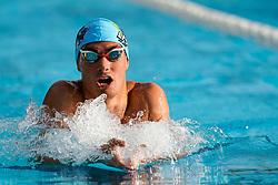"Cristinel Dabija of Romania during 43rd International Swimming meeting ""Telekom 2019"", on July 13, 2019 in Radovljica, Slovenia. Photo by Matic Klansek Velej / Sportida"