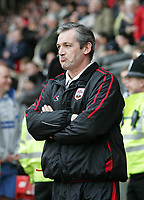 Photo: Lee Earle.<br /> Southampton v Derby County. Coca Cola Championship. 04/02/2006. Saint's Head Coach George Burley.