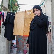 Madre di Mohammed,  morto in Siria nel 2013.