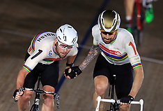London- 6 Day event at the Velodrome 27 Oct 2016