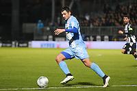Gaetan LABORDE  - 26.01.2015 - Angers / Brest - 21eme journee de Ligue 2 -<br /> Photo : Vincent Michel / Icon Sport