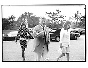Ted kennedy. Hamptons.1995(approx).© Copyright Photograph by Dafydd Jones 66 Stockwell Park Rd. London SW9 0DA Tel 020 7733 0108 www.dafjones.com
