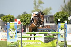 Andersson, Elin, Zarina<br /> Fehmarn - Holsteiner Masters<br /> Springpferde Kl. L 6+7j. Pferde<br /> © www.sportfotos-lafrentz.de/ Stefan Lafrentz