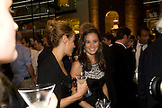 TARA PALMER-TOMPKINSON; PIPPA MIDDLETON; Book launch party for  Sashenka, a romantic novel set in St Petersburg following a society girl who becomes involved with the Communist Party. By Simon Sebag-Montefiore. Asprey. New Bond St. London. 1 July 2008.  *** Local Caption *** -DO NOT ARCHIVE-© Copyright Photograph by Dafydd Jones. 248 Clapham Rd. London SW9 0PZ. Tel 0207 820 0771. www.dafjones.com.