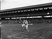 1959 - Cork vs Antrim Junior Hurling Home Final at Croke Park