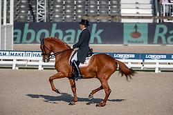 Castilla Ruiz Claudio, ESP, Alcaide<br /> European Championship Dressage<br /> Rotterdam 2019<br /> © Hippo Foto - Stefan Lafrentz<br /> Castilla Ruiz Claudio, ESP, Alcaide