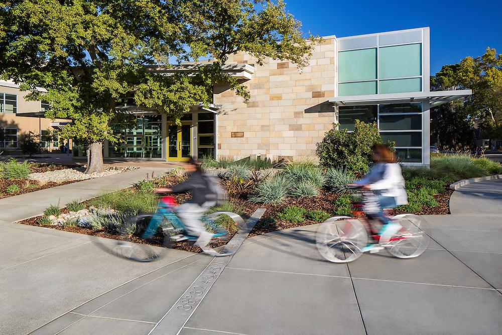 Photo of UC Davis International Center