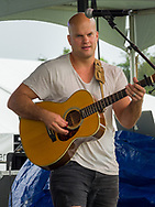 Ryan Mayerski performs on the Rising Star Stage during the Citadel Country Spirit USA music festival.<br /> <br /> For three days in August, country music fans celebrated at the Citadel Country Spirit USA music festival, held on the Ludwig's Corner Horse Show Grounds.