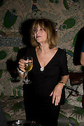 JULIE CHRISTIE,  'Cries from the Heart' presented by Human Rights Watch at the Theatre Royal Haymarket. London. Party afterwards at the Haymarket Hotel. June 8, 2008 *** Local Caption *** -DO NOT ARCHIVE-© Copyright Photograph by Dafydd Jones. 248 Clapham Rd. London SW9 0PZ. Tel 0207 820 0771. www.dafjones.com.