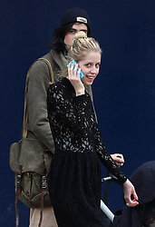 Peaches Geldof who is pregnant with her second child out with husband Thomas Cohen and their son Astala in London, UK. 13/11/2012<br />BYLINE MUST READ : JAMESY/GOTCHA IMAGES<br /><br />Copyright by © Gotcha Images Ltd. All rights reserved.<br />Usage of this image is conditional upon the acceptance <br />of Gotcha Images Ltd, terms and conditions available at<br />www.gotchaimages.com
