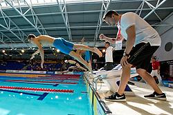 SZENI Andras HUN at 2015 IPC Swimming World Championships -  Men's 50m Freestyle S7