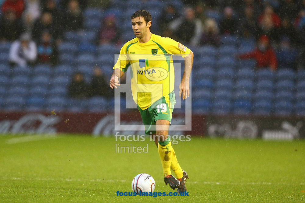 Burnley - Saturday February 5th, 2011: Simon Lappin of Norwich in action during the Npower Championship match at Turf Moor, Burnley. (Pic by Paul Chesterton/Focus Images)