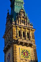 Rathaus (City Hall), Hamburg, Germany