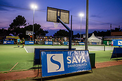 ATP Challenger Zavarovalnica Sava Slovenia Open 2018, on August 6, 2018 in Sports centre, Portoroz/Portorose, Slovenia. Photo by Vid Ponikvar / Sportida