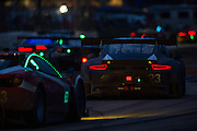 March 17-19, 2016: Mobile 1 12 hours of Sebring 2016. #23 Ian James, Mario Farnbacher, Alex Riberas, Wolf Henzler, Team Seattle / Alex Job Racing, Porsche GT3 R