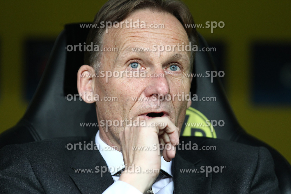24.04.2013, Signal Iduna Park, Dortmund, GER, UEFA CL, Borussia Dortmund vs Real Madrid, Halbfinale, Hinspiel, im Bild Hans Joachim WATZKE, Portrait // during UEFA Champions League 1st Leg Semifinal Match between Borussia Dortmund and Real Madrid at the Signal Iduna Park, Dortmund, Germany on 2013/04/24. EXPA Pictures © 2013, PhotoCredit: EXPA/ Eibner/ Alexander Neis..***** ATTENTION - OUT OF GER *****