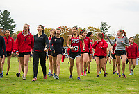 St Paul's School Cross Country.  ©2018 Karen Bobotas Photographer