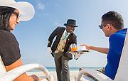 Butler service at Jannah Hotel, Abu Dhabi