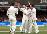 England v West Indies - Test 3 - Day 3 - 09 Sept 2017
