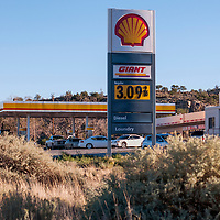100214       Cable Hoover<br /> <br /> The Shell station in Tohlakai recently applied for a package liquor license.