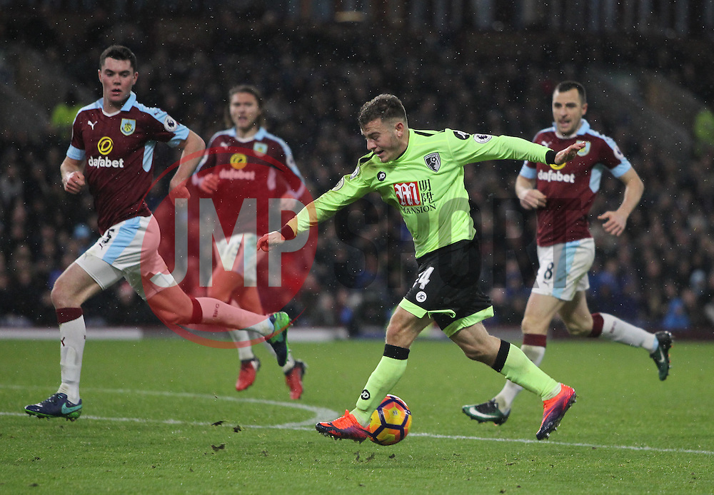 Ryan Fraser of Bournemouth in action - Mandatory by-line: Jack Phillips/JMP - 10/12/2016 - FOOTBALL - Turf Moor - Burnley, England - Burnley v AFC Bournemouth - Premier League