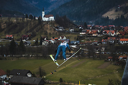 REISCH Agnes (GER) during qualification round of FIS Ski Jumping World Cup Ladies Ljubno 2020, on February 23th, 2020 in Ljubno ob Savinji, Ljubno ob Savinji, Slovenia. Photo by Matic Ritonja / Sportida