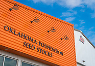 Oklahoma Foundation Seed Stocks Building