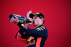 May 13, 2018 - Barcelona, Spain - Max Verstappen, team Red Bull, during the GP Spain F1, on 13th May 2018 in Barcelona, Spain. (Credit Image: © Joan Valls/NurPhoto via ZUMA Press)