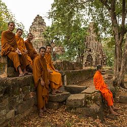 Round trip Cambodia