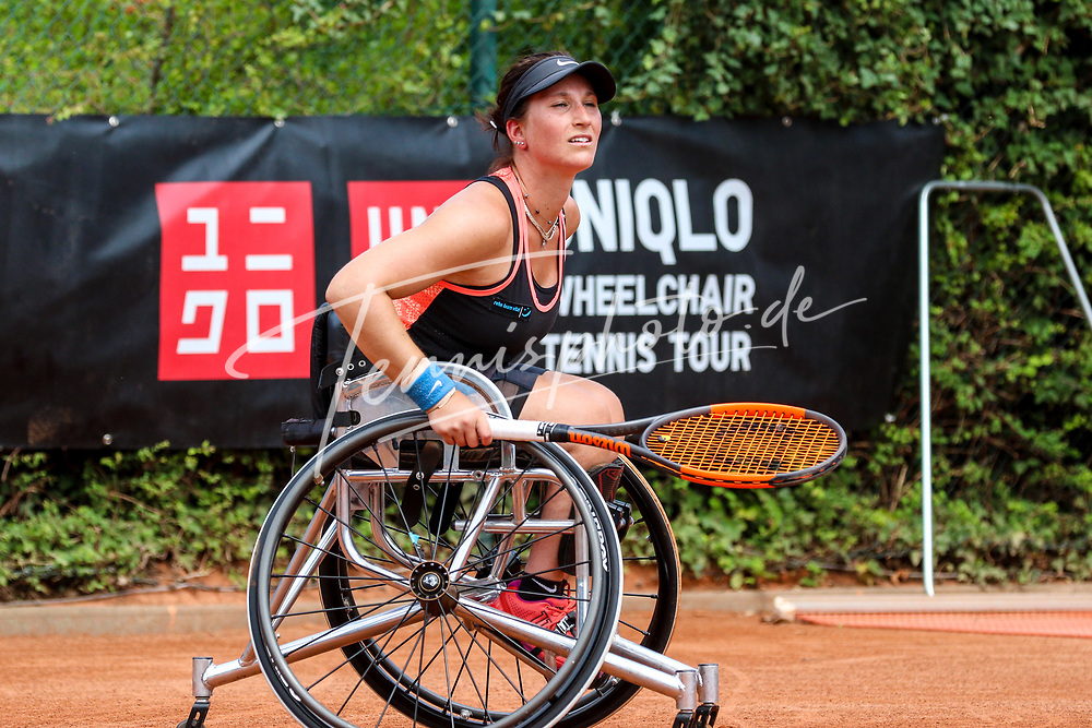 Katharina Kruger (GER) [4], 29. German Open - Wheelchair, Berlin, 22.07.2017, Foto: Claudio Gaertner