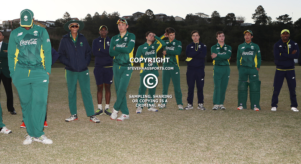 General views during the 5th unofficial ODI match between South Africa Under-19s and West Indies Under-19s Chatsworth Stadium, Durban 19th July 2017(Photo by Steve Haag)<br /> <br /> images for social media must have consent from Steve Haag