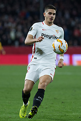 December 13, 2018 - Seville, Andalucia, Spain - Andre Silva of Sevilla FC during the Europa League match between Sevilla FC and Krasnodar in Ramón Sánchez Pizjuán Stadium (Seville) (Credit Image: © Javier MontañO/Pacific Press via ZUMA Wire)