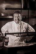 Chef Martin Perez at South Beach's Osteria Del Teatro