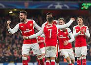 Arsenal v Paris Saint-Germain - UEFA Champions League - 23/11/2016