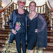 NLD/Amsterdam/20170326 - Pr. Margarita en Sheila de Vries presenteren nieuwe sieradencollectie, Sheila de Vries en Margarita