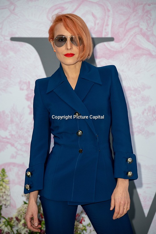 Noomi Rapace,arrives at V&A - summer party, on 19 June 2019, London, UK
