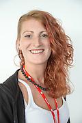 Trainee delegate Victoria Bainbridge. The 2016 PCS Annual Delegate Conference (ADC). Brighton, UK.