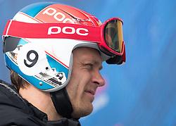 17.01.2017, Hahnenkamm, Kitzbühel, AUT, FIS Weltcup Ski Alpin, Kitzbuehel, Abfahrt, Herren, Streckenbesichtigung, im Bild Steven Nyman (USA) // Steven Nyman of the USA during the course inspection for the men's downhill of FIS Ski Alpine World Cup at the Hahnenkamm in Kitzbühel, Austria on 2017/01/17. EXPA Pictures © 2017, PhotoCredit: EXPA/ Johann Groder