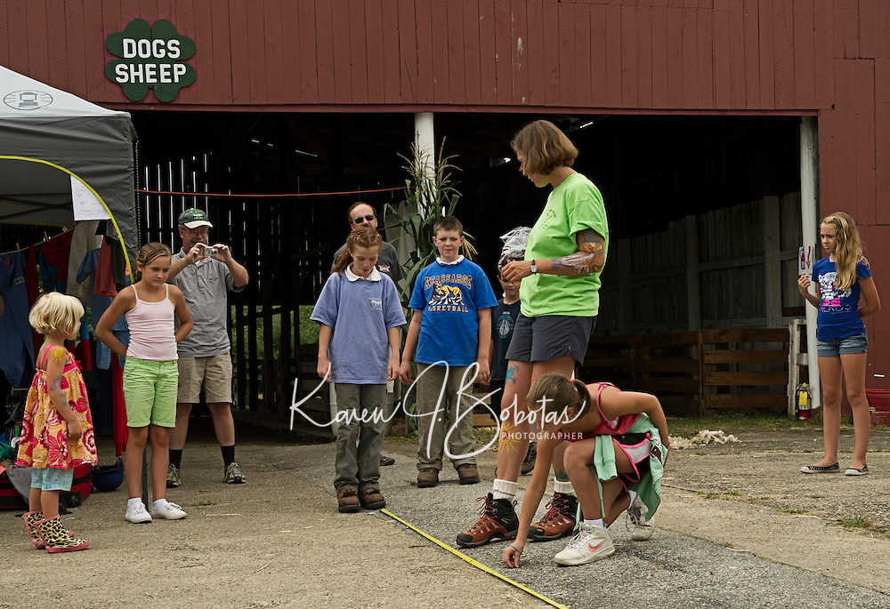 Belknap County 4 H Fair at the Belmont Fairgrounds Saturday, August 11, 2012. (Karen Bobotas/for the Laconia Daily Sun)