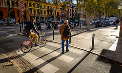 Street scene in the Boulevard de Strasbourg, Toulouse, France<br /> <br /> (c) Andrew Wilson | Edinburgh Elite media