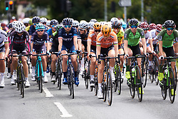 Amalie Dideriksen (DEN) at OVO Energy Women's Tour 2018 - Stage 1, a 130 km road race from Framlingham to Southwold, United Kingdom on June 13, 2018. Photo by Sean Robinson/velofocus.com