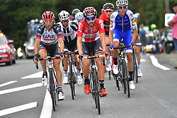 July 13, 2017 - Pau, France - Peyragudes, France - July 13 : DE GENDT Thomas of Lotto Soudal  during stage 12 of the 104th edition of the 2017 Tour de France cycling race, a stage of 214.5 kms between Pau and Peyragudes on July 13, 2017 in Peyragudes, France, 13/07/2017 (Credit Image: © Panoramic via ZUMA Press)