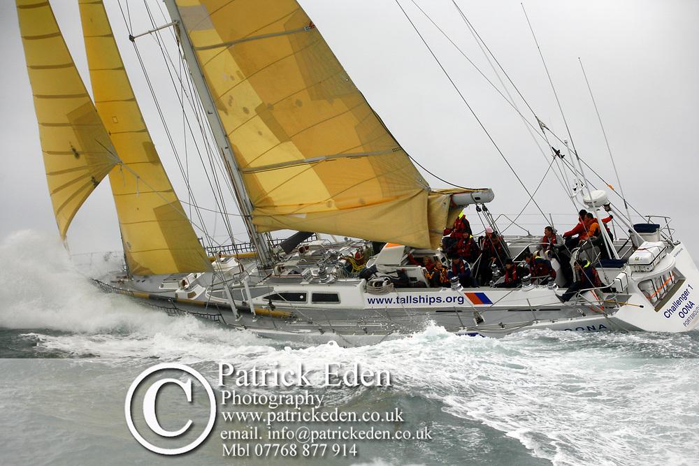 J P Morgan Round the Island Race 2011 Photographs © Patrick Eden